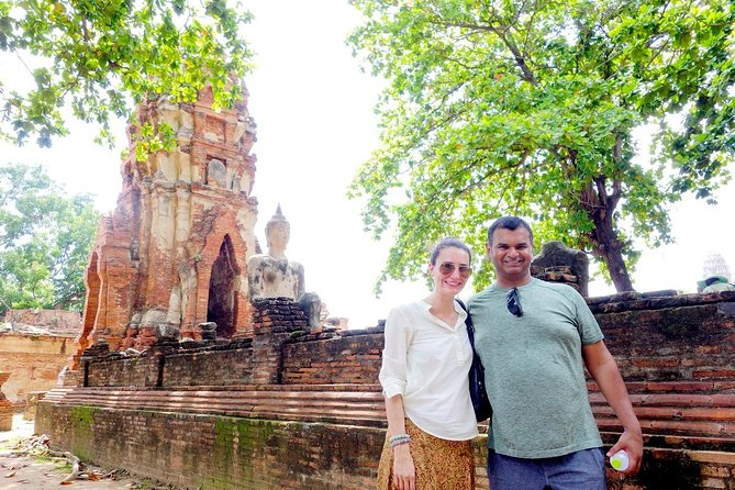 Private - AYUTTHAYA ONE DAY TOUR incl. Special River Barge Lunch