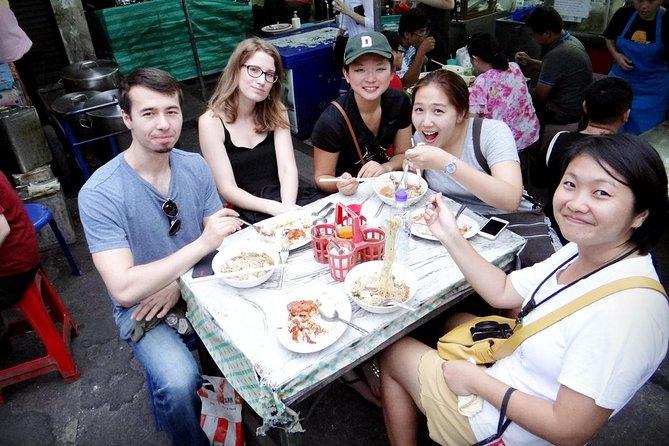 Private - STREET FOOD TOUR THONBURI incl. dinner