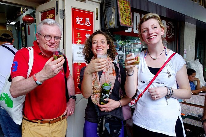 Private - China Town Walking Tour incl. secret herbal drink