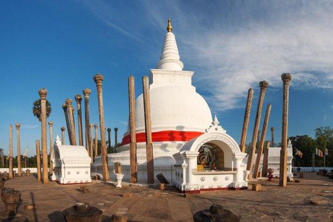 Anuradhapura from Kandy (2 Days)