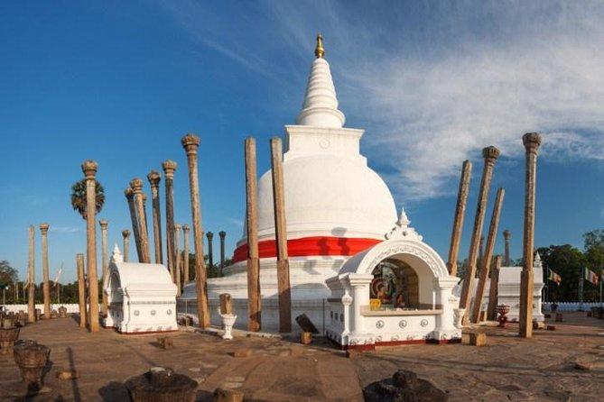 Wilpattu and Anuradhapura from Negombo (2 Days)