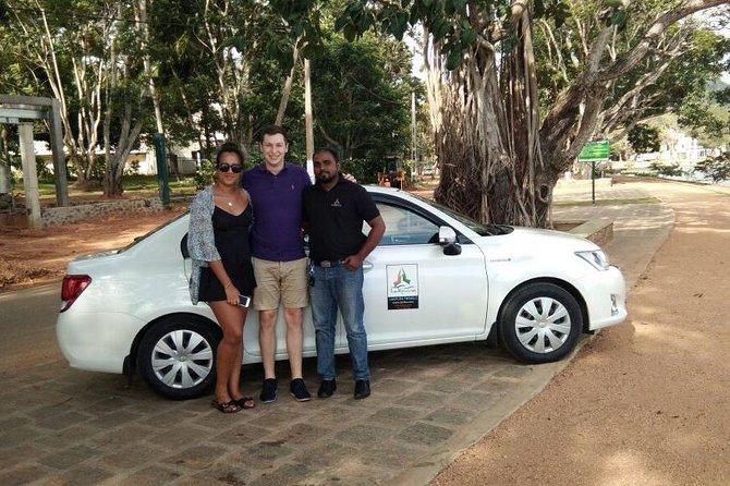 Chauffeur Driven Car (Standard) Rental