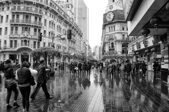 Halvdag Privat Vandringstur i Shanghai