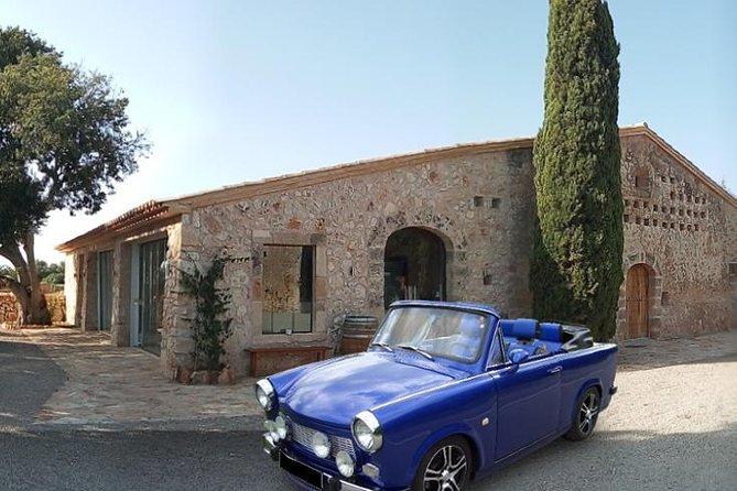 Private Trabant Cabrio Tour in Mallorca Including Wine Sampling