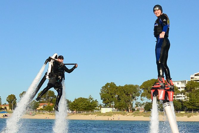 Perth Jetpack or Flyboard Experience