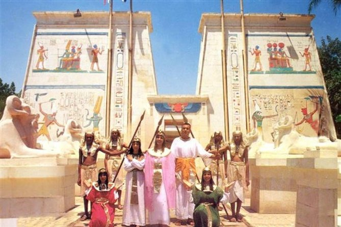 Enjoy Private Tour: Pharaonic Village