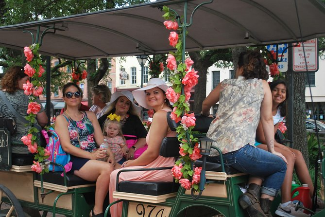 Horse & Carriage and Crimson Trails Walking Tour Combo
