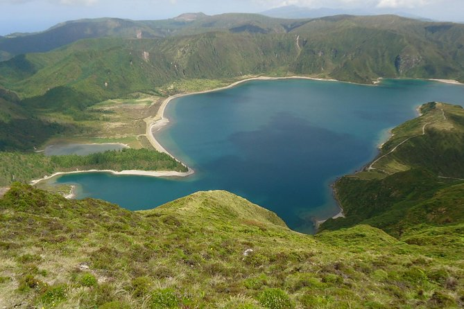 Half-Day Jeep Tour from Ponta Delgada - Lagoa do Fogo
