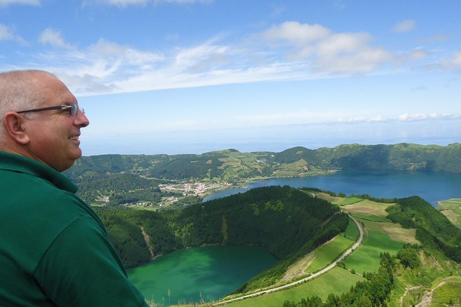 Excursion en Jeep d'une journée: Sete Cidades et Lagoa do Fogo