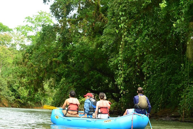 Half Day Nature Safari Float and Tortilla Making Tour from La Fortuna-Arenal