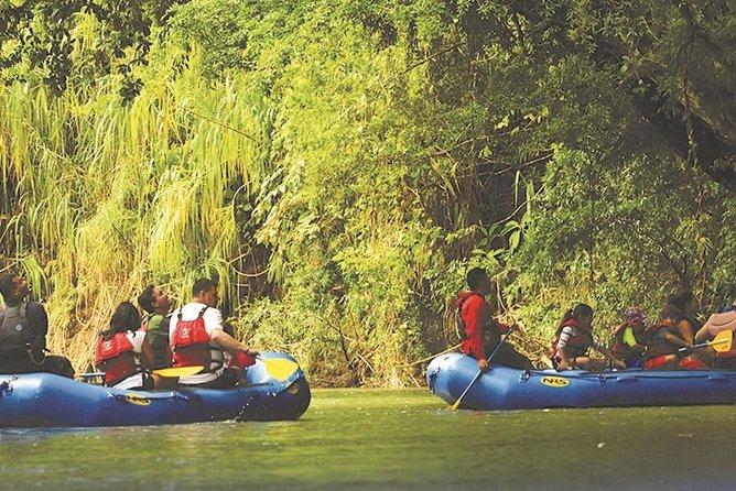Nature Wildlife Safari Float Tour from La Fortuna-Arenal