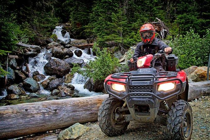 Whistler ATV Bushwacker Tour