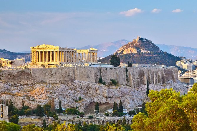 Best of Athens: Private Full-Day Tour including the Acropolis & Acropolis Museum