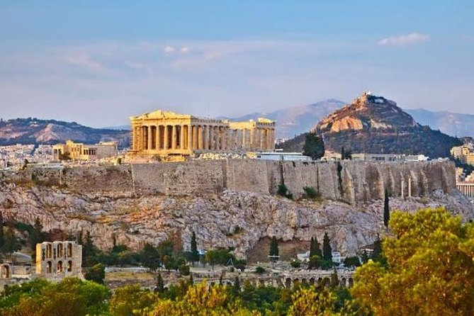 Discover Athens and the Acropolis, 4 hour Private Tour
