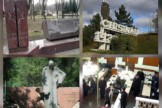 Private Jewish Heritage Chisinau Tour