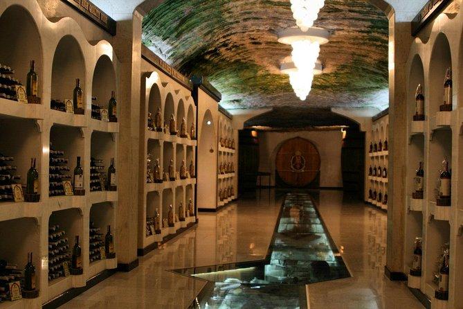 Milestii Mici wine Complex