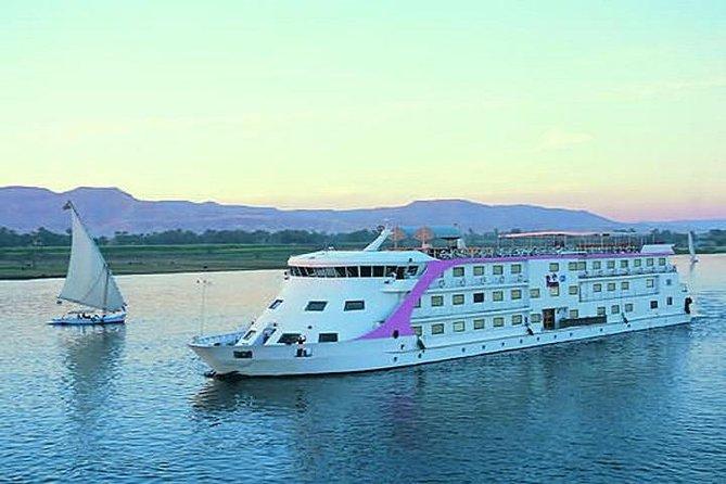 Private Tour 2 Nights in Cairo - 3 Nights Nile Cruise - 2 Nights Sleeper Train