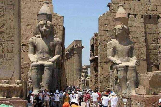Toure Deluxe 4 Days - 3 Nights Cairo and Luxor In 4/5 Stars Hotels.
