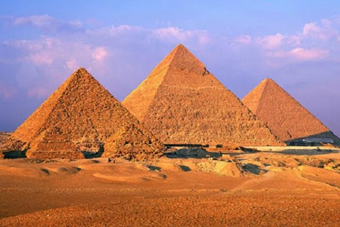 From Hurghada by Plane: Full-Day Private Cairo Tour