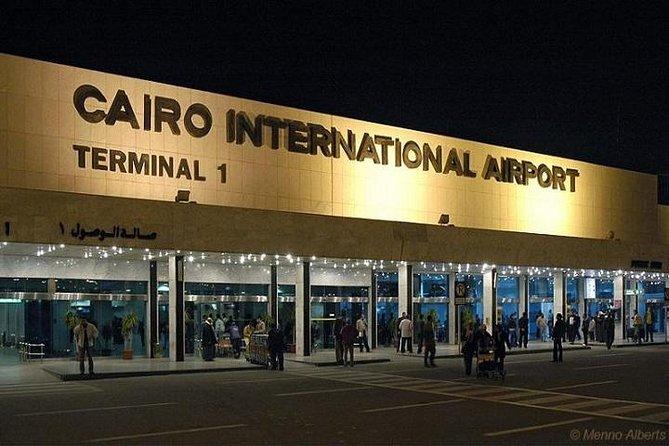 Cairo Airport Private Arrival In Private Transfer
