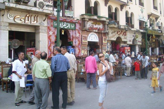 Cairo Khan el-Khalili Tour