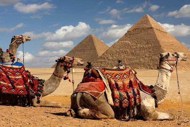 Discover The Heart of Egypt In 3 Day Tours In Cairo - Giza And Alexandria Including Lunch