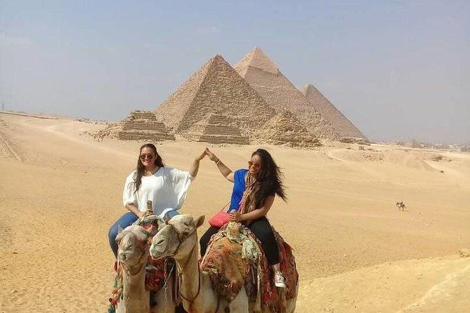 Multi-Day Cairo City Break: Pyramids and Sphinx with 5-Star Hotel