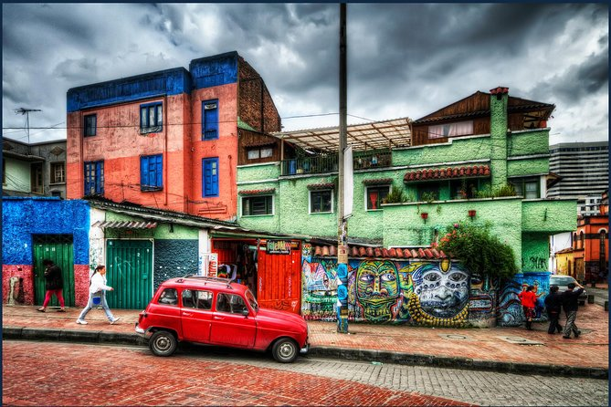 Private Historical Bogotá Tour. Snacks, transportation, tickets, and guide.
