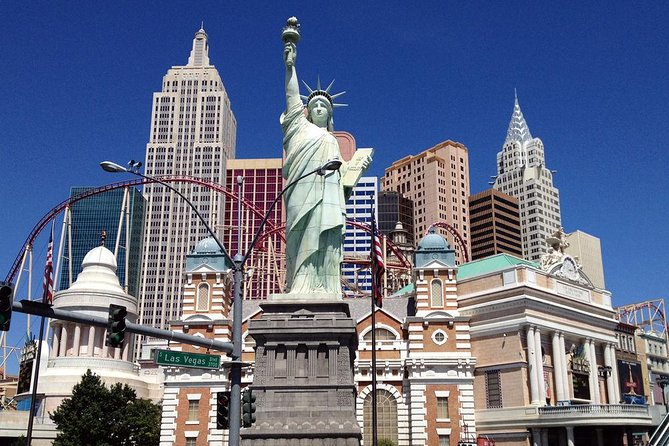 Visite privée de la ville de Las Vegas