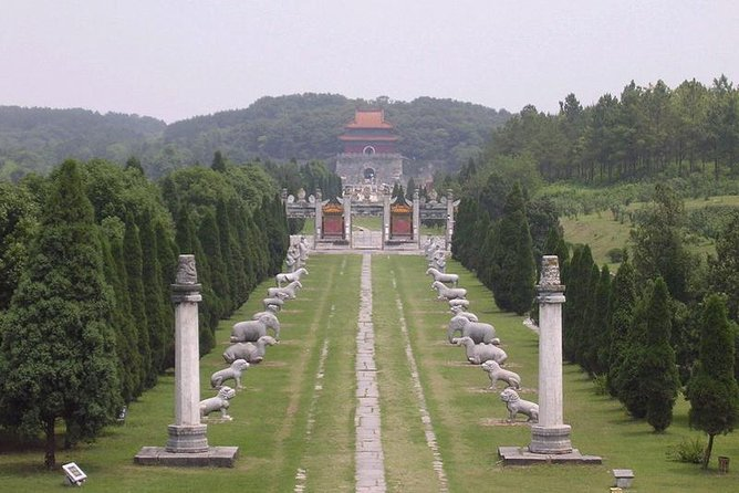 Private Transfer Service to Eastern Qing Tombs from Beijing