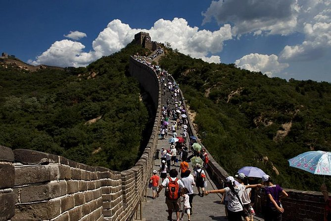 Private Transfer Service from Beijing To Juyongguan and Badaling Great Wall photo 1