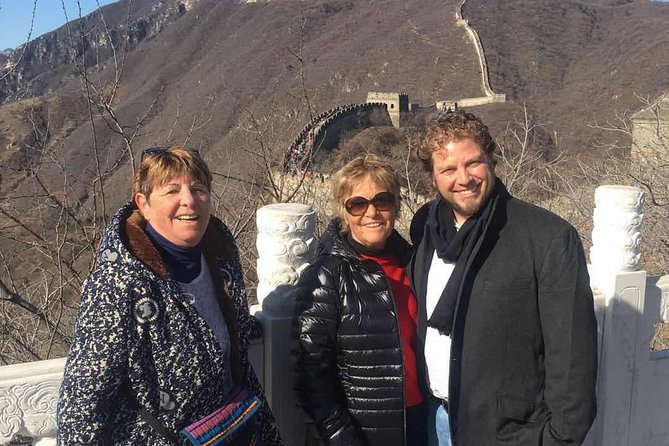 Private transfer Service from Beijing To Mutianyu and Huanghuacheng Great Wall photo 3