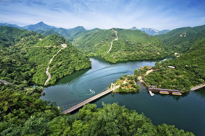 Private transfer Service from Beijing To Juyongguan and Huanghuacheng Great Wall photo 1