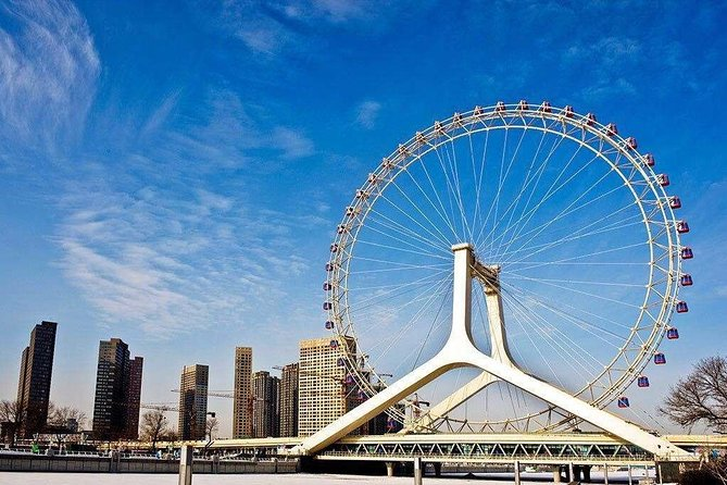 Beijing Private Transfer Service from Beijing To Tianjin City Round Trip