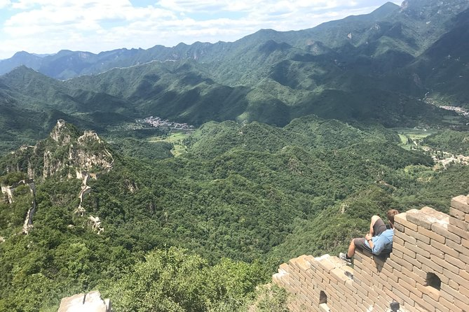 Private Transfer to Jiankou and Mutianyu Great Wall from Beijing