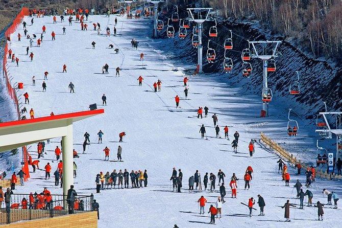 Private transfer:Beijing To Zhangjiakou Ski Resort