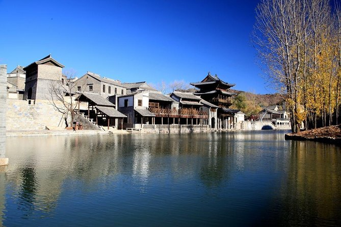 Private Beijing Transfer Service: Simatai Great Wall and Gubei Water Town