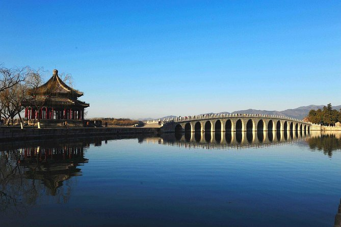 Beijing Private Transfer to Badaling Great Wall and Summer Palace