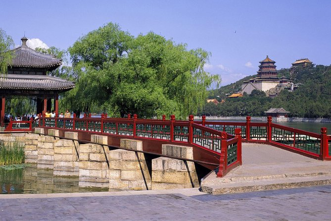 Private Transfer between Summer Palace and Beijing City Hotel