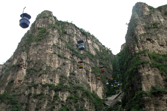 Private Transfer Service from Beijing to Longqingxia Ravine photo 3