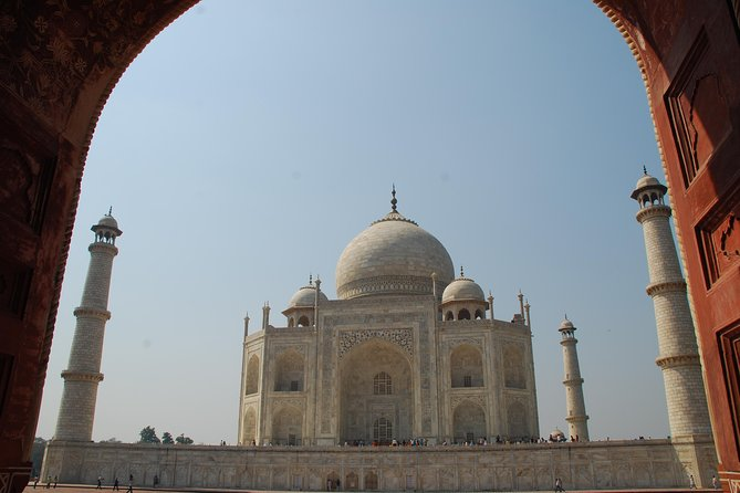 Taj Mahal same day tour with flights from Bangalore