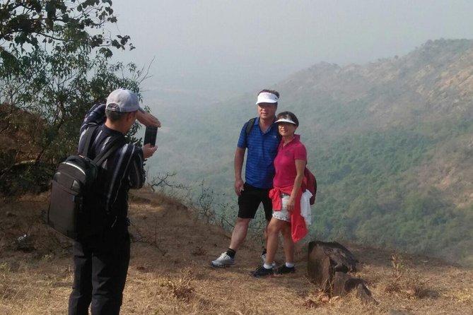 Full-Day Hill Fort Trek to Sagargad from Mumbai