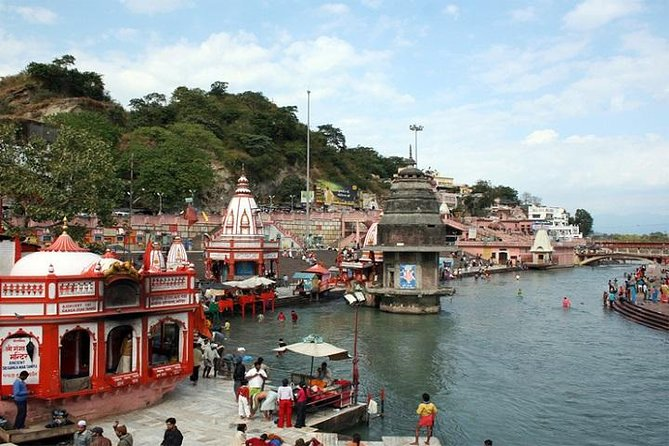 Purely Divine Haridwar Ganga Tour from Delhi