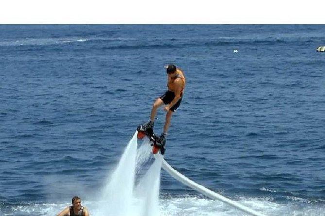Flyboarding Experience in La Mer