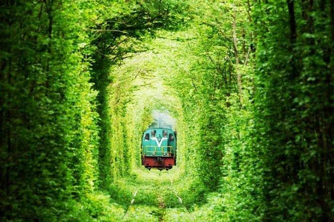 Full-Day Private Lutsk, Tarakaniv Fort, and Tunnel of Love Tour from Lviv