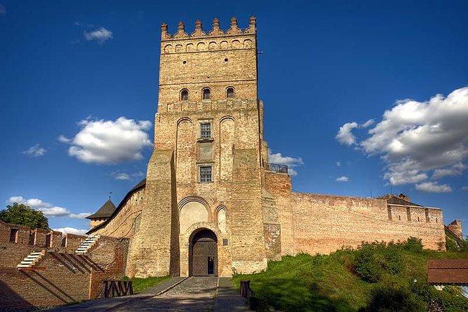 Lubart's Castle in Lutsk