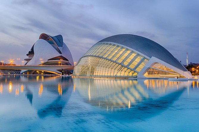 4-Day Guided Tour Valencia & Barcelona from Madrid
