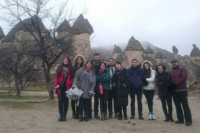 Cappadocia Package Tour from Istanbul