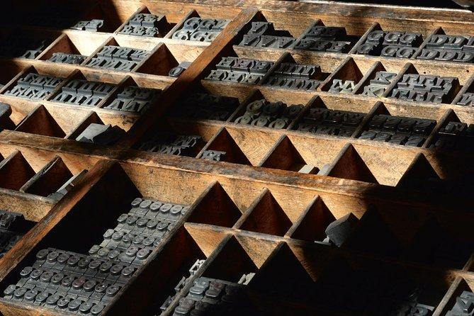 Original Typography Experience in Città di Castello