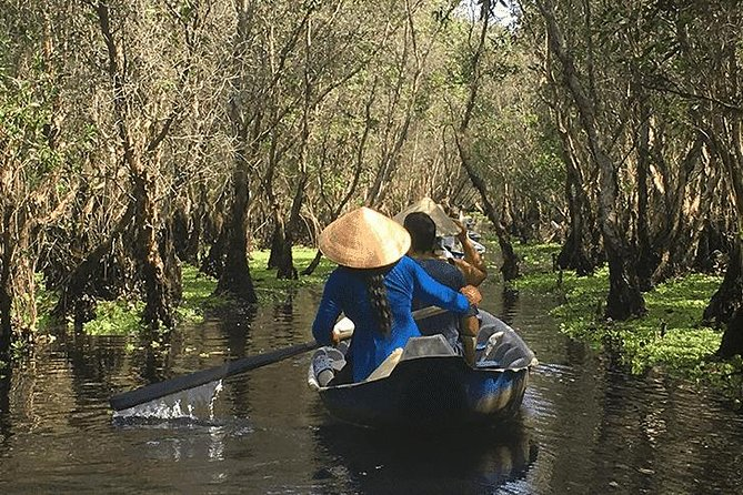 Three-Day Mekong Delta Private Tour - Including Tra Su Bird Sanctuary